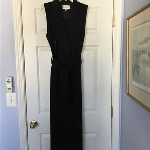 Designer Black Dress